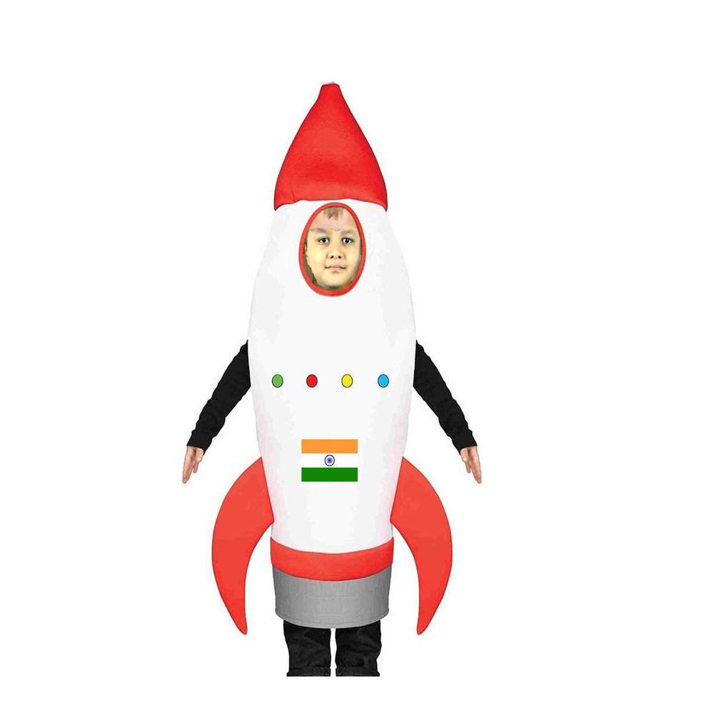 Fancy dress Rocket Transport Space Costumes